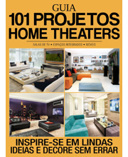 Guia 101 Projetos Home Theaters